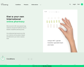 Kiwi Drug Review – A Online Pharmacy Not To Trust