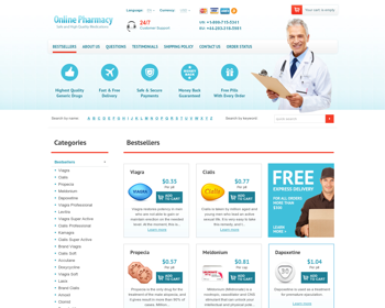 Med Store 24 H Review – A Rogue Online Drugstore With Linked To Illegal Websites
