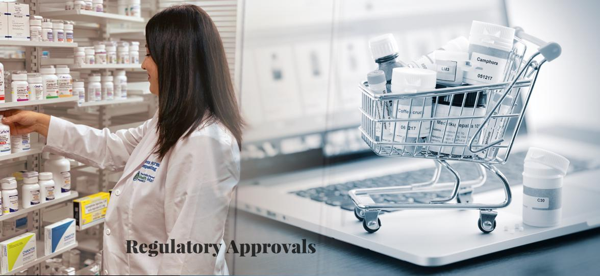 Pills For All Regulatory Approvals